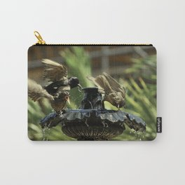 Rowdy Bird Bath Carry-All Pouch