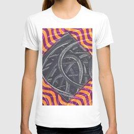 Junction - purple/orange T-shirt