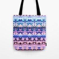 zen Tote Bags featuring Zen. by Assiyam