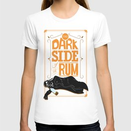 come to the dark side we have parties T-shirt