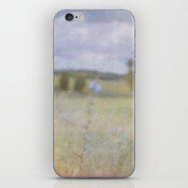 No-man's-land iPhone Skin