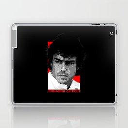 Formula One - Fernando Alonso Laptop & iPad Skin