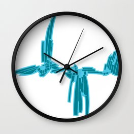 Orongo Wall Clock