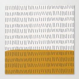 Coit Pattern 10 Canvas Print