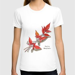 Nandina - Heavenly Bamboo T-shirt