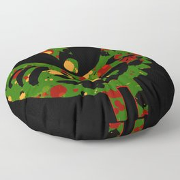SANKOFA - Learn from the Past! Floor Pillow