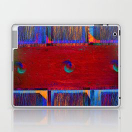 Colors behind the gate Laptop & iPad Skin