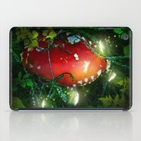 pixies iPad Cases featuring Secret Life Of Pixies by Jia Sen