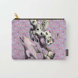 kawaii unicorn squad Carry-All Pouch
