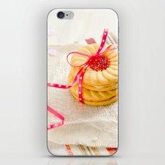 Fruit Cream Biscuits iPhone Skin