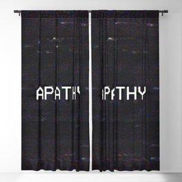 APATHY Blackout Curtain