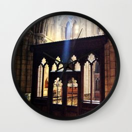 Do You See the Light? Wall Clock