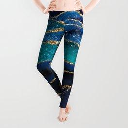 Marble Milky Way Leggings