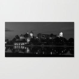 Krakow. Canvas Print