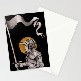 Joan of Arc Stationery Cards