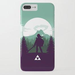 The Legend of Zelda - Green Version iPhone Case