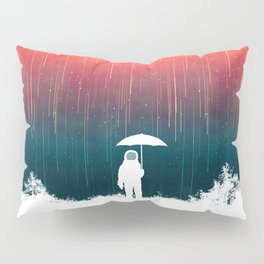 Meteoric rainfall Pillow Sham