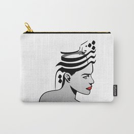 Beautiful Thoughts Carry-All Pouch