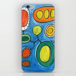 Vegetable Scream iPhone Skin