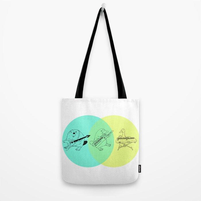 Math Tote Bag