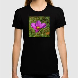 DeepDream Flowers, Wild Flower, DeepDream style T-shirt