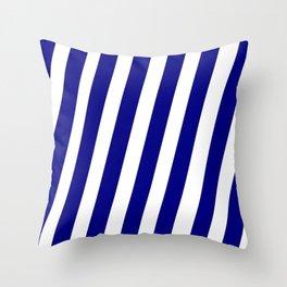 Mariniere variation IV Throw Pillow