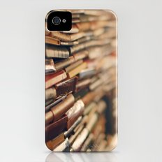 library iPhone (4, 4s) Slim Case