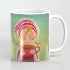 Elf Cocoa Mug