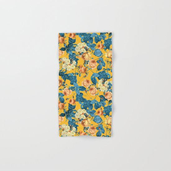 Summer Botanical II Hand & Bath Towel