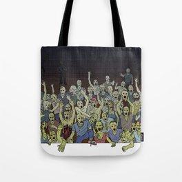 Zombies!!! Tote Bag