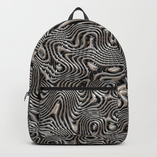 Chrome Chaos Backpack