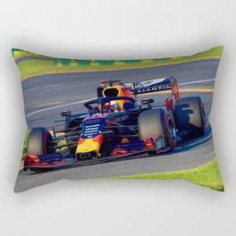 Max Verstappen Australia 2019 Rectangular Pillow
