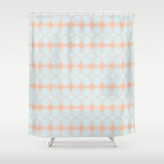 Fading Shower Curtains