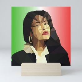 Selena Quintanilla Mini Art Print