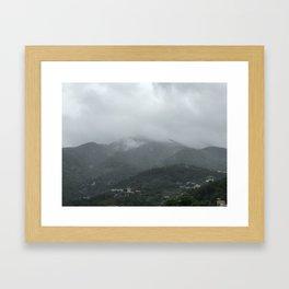 Mountain Daze Framed Art Print