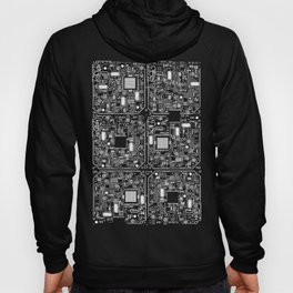 Serious Circuitry Hoody