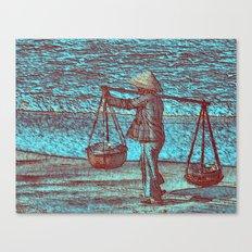 Viet Canvas Print