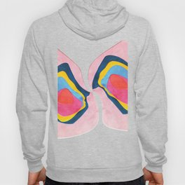 the #pink #kiss Hoody
