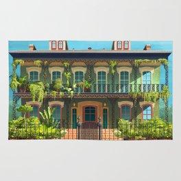 Garden House Rug