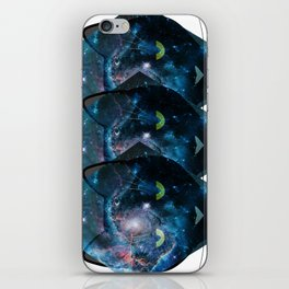 space Panther. iPhone Skin