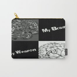 My Minds a Weapon Carry-All Pouch