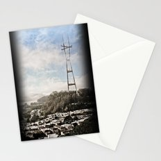 The Peaks Stationery Cards
