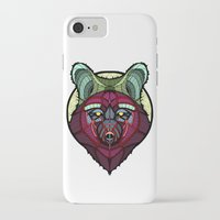 coyote iPhone & iPod Cases featuring Coyote by Graham Diehl