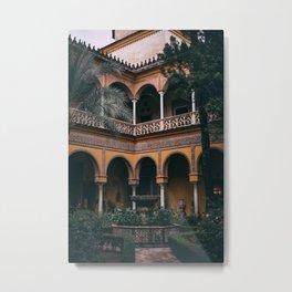 Spain Metal Print