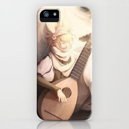 A Folk Song iPhone Case