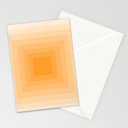 Tangerine Monochrome Stationery Cards