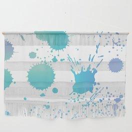 Paint Splash Wall Hanging