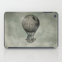 voyage iPad Cases featuring Dark Voyage by Eric Fan