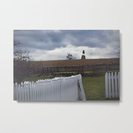 On the Horizon Metal Print