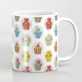 Quirky Cupcakes Coffee Mug
